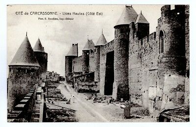(S-13392) FRANCE - 11 - CARCASSONNE CPA      ROUDIERE E.  ed.