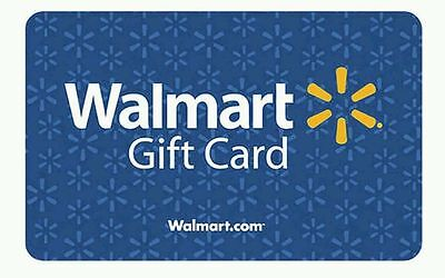 $25 Walmart Gift Card Fast free Shipping