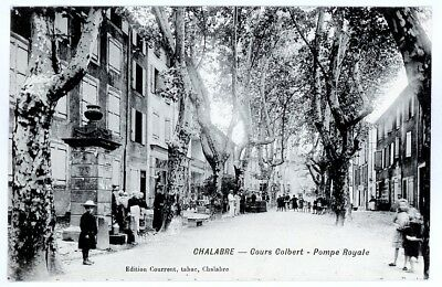 (S-117905) FRANCE - 11 - CHALABRE CPA      COURRENT  ed.