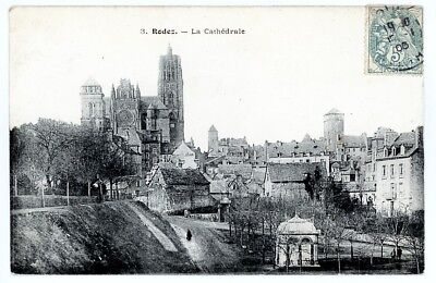 (S-22902) France - 12 - Rodez Cpa