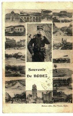 (S-85145) France - 12 - Rodez Cpa