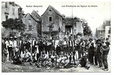 (S-103691) France - 12 - Rodez Cpa