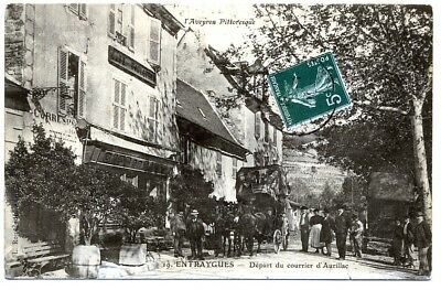 (S-106408) France - 12 - Entraygues Sur Truyere Cpa