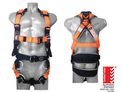 LINQ SUPREME Utilities Tower Worker Harness RRP $549 | CLEARANCE!