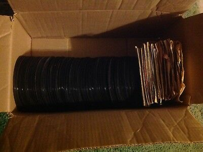 Wholesale Lot of Vinyl Records 224 Total Mixed Genre's As Is Not Tested