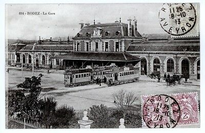 (S-60858) France - 12 - Rodez Cpa