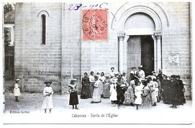 (S-113415) France - 13 - Cabannes Cpa