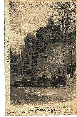 (S-14076) FRANCE - 13 - AIX EN PROVENCE CPA FONTAINE     MARTINET C. ed.