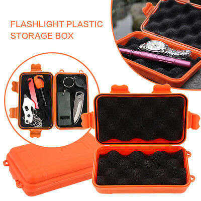 Box Bag Container Survival Case Dustproof Hardness Tools Outdoor Emergency Pill