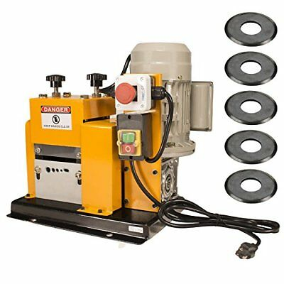 Steel Dragon Tools WRA20 Wire Stripping Machine with 5 Extra Cutting Wheels