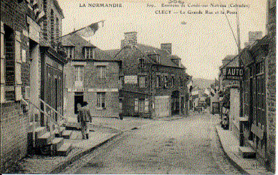 (S-15609) FRANCE - 14 - CLECY CPA      E.L.D.  ed.