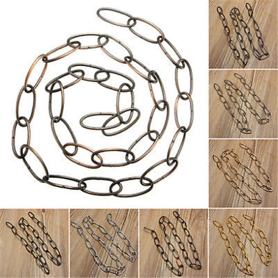 Heavy Duty Chain For Vintage Chandelier Hanging Lamp Pendant Lighting 1M TPAU