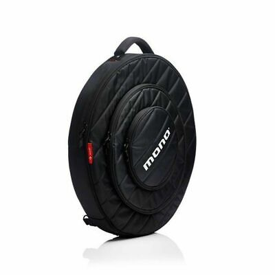 MONO Cases  M80 Cymbal Case Black 22 in.