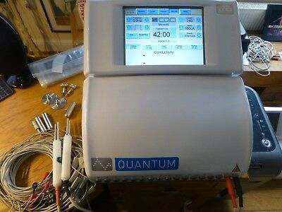 Caci Quantum Non Surgical Face And Body Beauty Machine. Serviced & Warranty