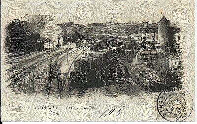 (S-18132) France - 16 - Angouleme Cpa      Non Identifie