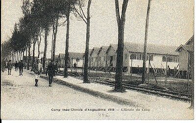 (S-18135) FRANCE - 16 - ANGOULEME CPA      COLLAS  ed.