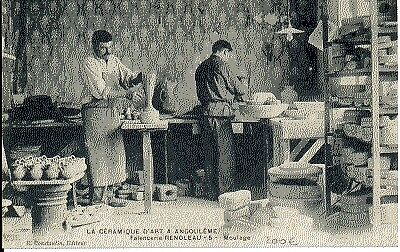 (S-18136) FRANCE - 16 - ANGOULEME CPA      CONSTANTIN  ed.