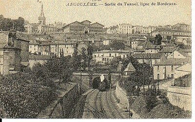 (S-18148) France - 16 - Angouleme Cpa