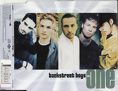 BACKSTREET BOYS The One CD Single - New