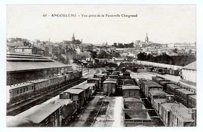(S-69762) France - 16 - Angouleme Cpa