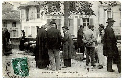 (S-103828) France - 16 - Angouleme Cpa