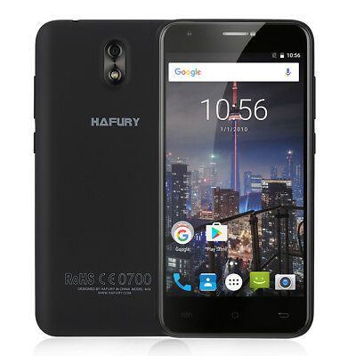 13MP 2GB/16GB Smartphone 5'' Cubot 3G HD Movil Android 7.0 1.3GHz Dual SIM Negro