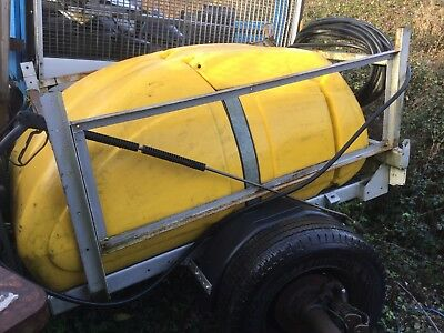 Pressure Washer Bowser Towable Diesel CAN DELIVER