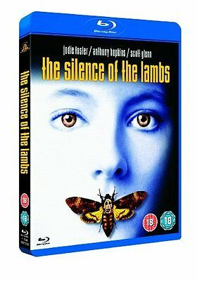 The Silence Of The Lambs [Blu-ray] [DVD][Region 2]