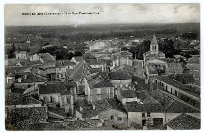 (S-63726) France - 17 - Montendre Cpa