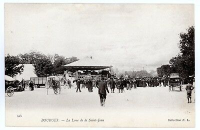 (S-19542) FRANCE - 18 - BOURGES CPA      E.L. ed.