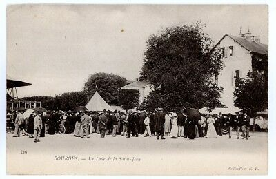 (S-19546) FRANCE - 18 - BOURGES CPA      E.L. ed.