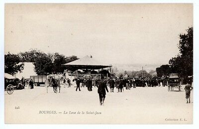 (S-19547) FRANCE - 18 - BOURGES CPA      E.L. ed.