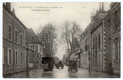 (S-19591) FRANCE - 18 - BOURGES CPA      E.M. ed.