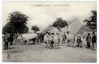 (S-19638) FRANCE - 18 - CULAN CPA      AUXENFANTS A.  ed.