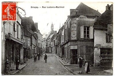 (S-102501) France - 18 - Gracay Cpa
