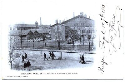 (S-102592) France - 18 - Vierzon Cpa