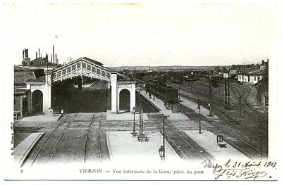 (S-102594) France - 18 - Vierzon Cpa
