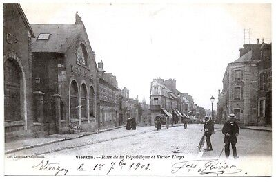 (S-102602) France - 18 - Vierzon Cpa