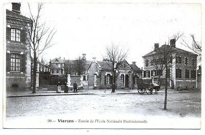 (S-102614) France - 18 - Vierzon Cpa