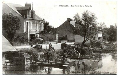 (S-102625) France - 18 - Bourges Cpa