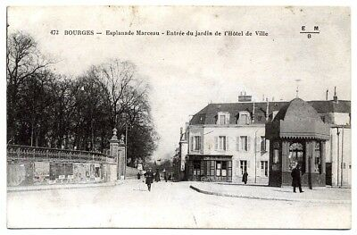 (S-102647) France - 18 - Bourges Cpa