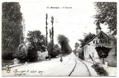 (S-102676) France - 18 - Bourges Cpa