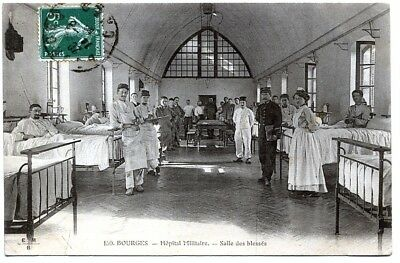 (S-102712) France - 18 - Bourges Cpa