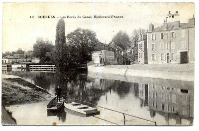 (S-102770) FRANCE - 18 - BOURGES CPA      E.M.B. ed.