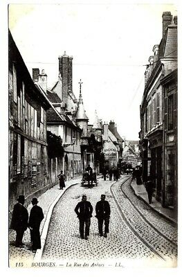 (S-102771) FRANCE - 18 - BOURGES CPA      L.L. ed.