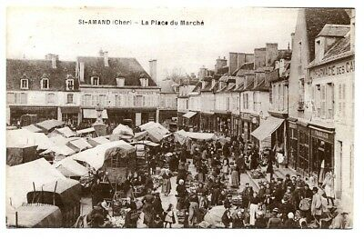 (S-102540) France - 18 - St Amand Montrond Cpa