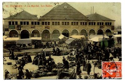 (S-102629) France - 18 - Bourges Cpa