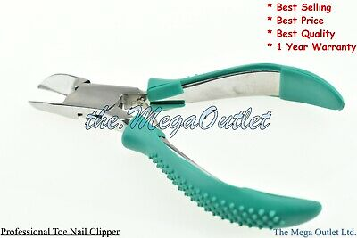 Professional TOENAIL CLIPPER Cutter Nippers - Chiropody Heavy Duty THICK NAILS