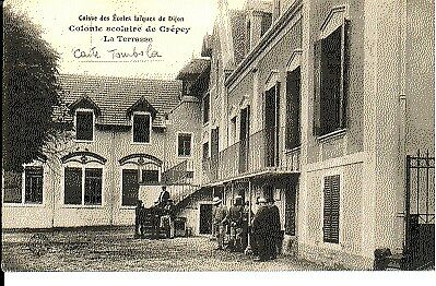(S-21360) FRANCE - 21 - DIJON CPA CARTE TOMBOLA N 8583     BAUER MARCHET ed.