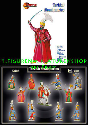 1:72 FIGUREN 72105 Turkish Headquartes 16-17th CENTURY - MARS NEU